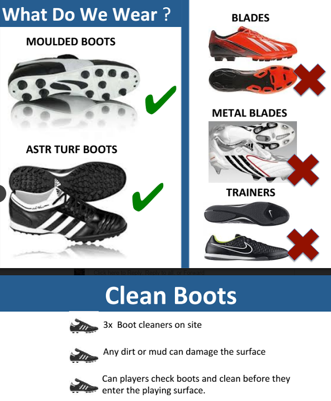 save up to 80% hot new products the best Piggott 3G Footwear Policy – Twyford Comets